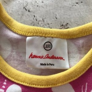 Hanna Andersson Dresses - Hanna Andersson Pink Butterfly Dress 100=4